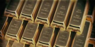 shiny Gold bars