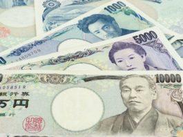 Yen against Dollar