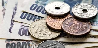 Japanese Yen soared
