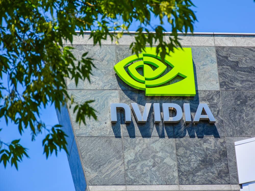 The NVIDIA logo