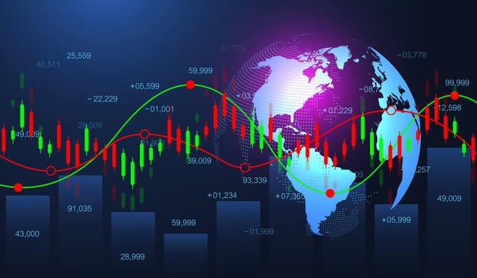 Exchange Market Size, asian