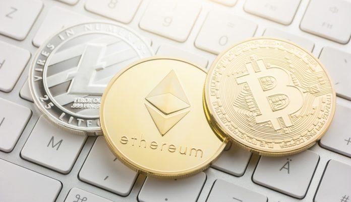 Bitcoin, ethereum