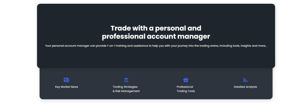 self trading account