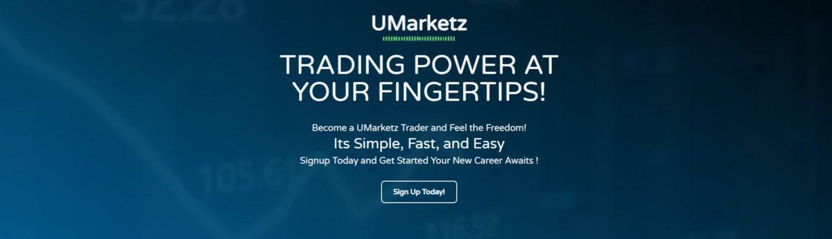UMarketz Review