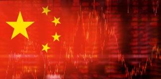 China led Asian stocks down
