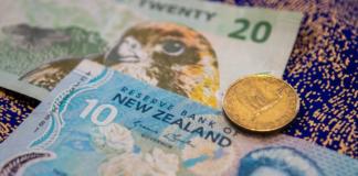 Australian and New Zealand dollar