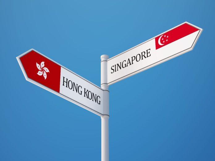 Hong Kong - Singapore travel bubble might be delayed
