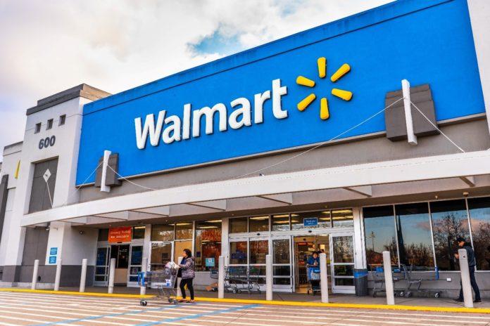 Walmart sales increase as coronavirus pandemic eases
