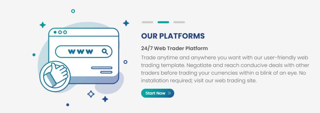 our platforms