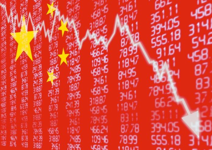 Hang Seng fell as Chinese tech and education shares dip