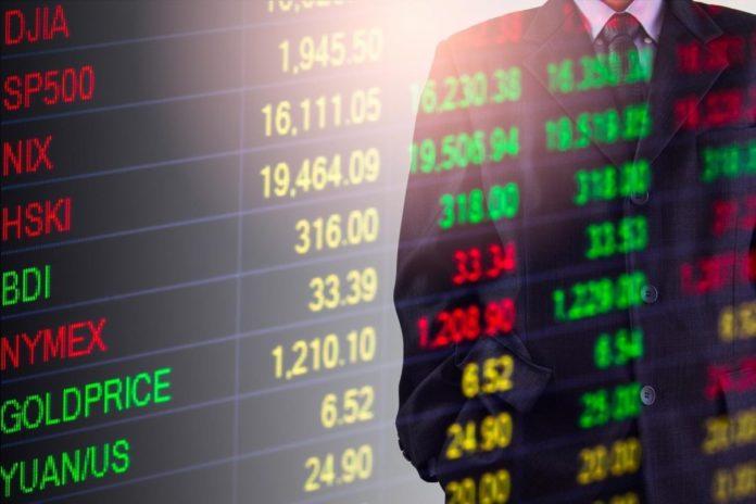 European stocks retreated; U.S. bond yields soar